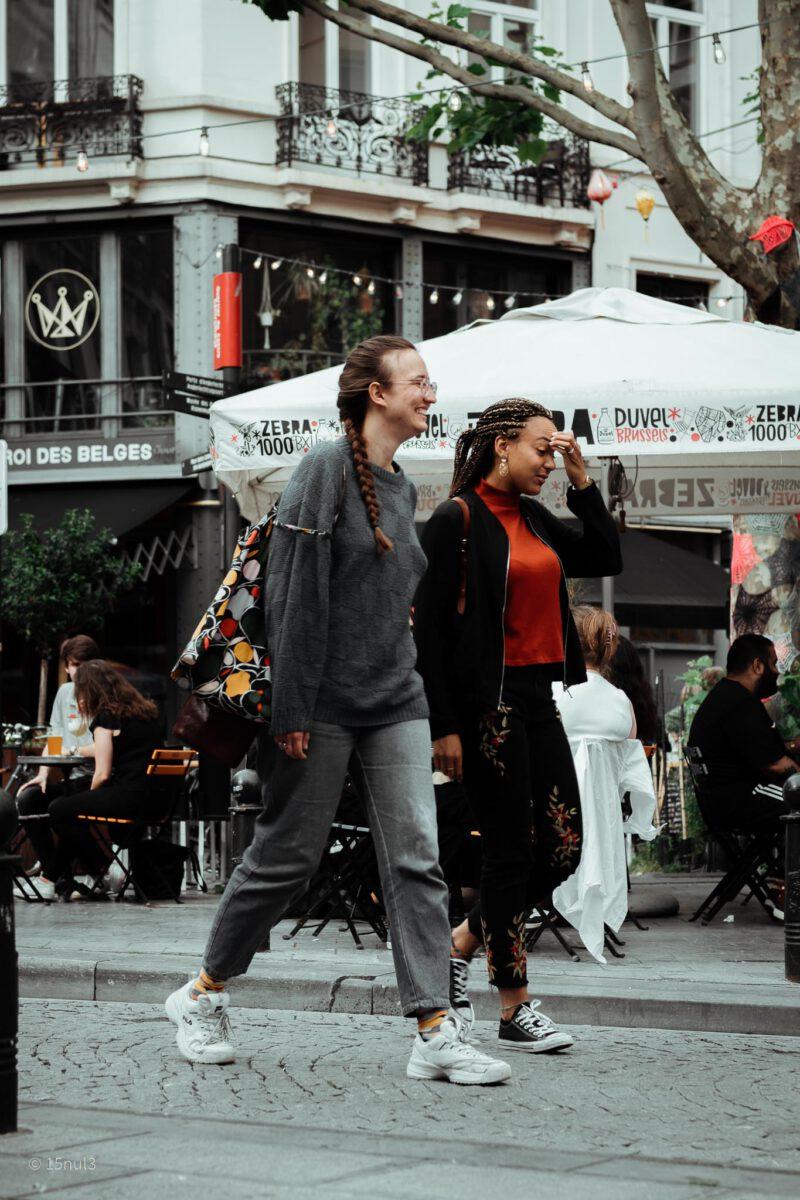 Streetstyle Brussel